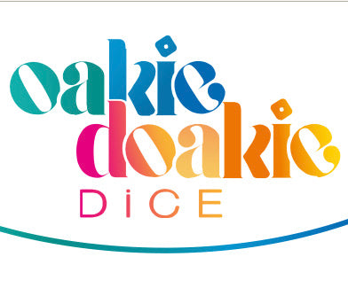 Oakie Doakie Dice: 12mm/36D6 (Gemidice)