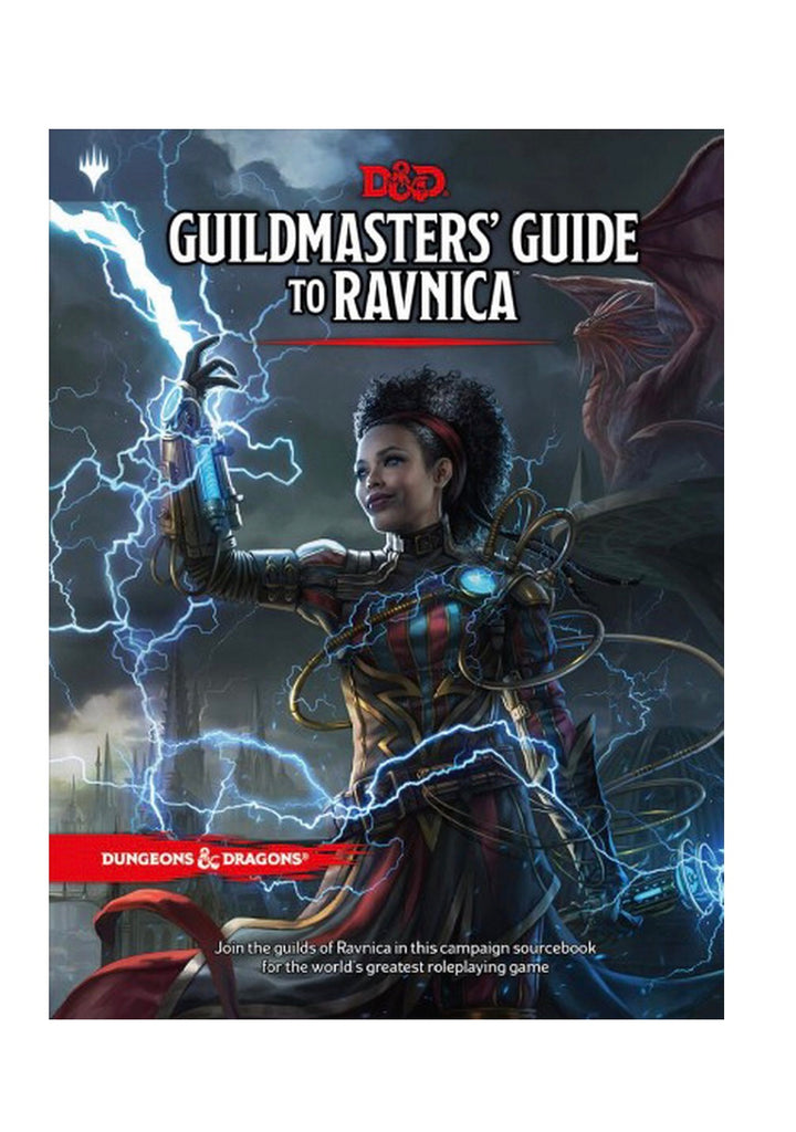 Guildmaster's Guide to Ravnica