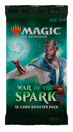 War of the Spark: Booster Pack