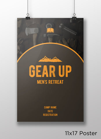 Poster - Gear Up