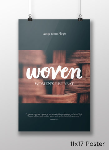 Poster - Woven