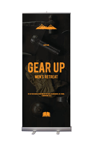Retract Stand - Gear Up