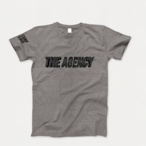 Apparel - Agency Gray