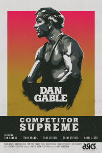 Competitor Supreme Movie Poster (24x36)