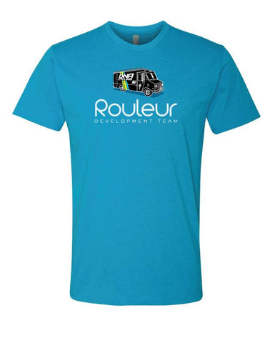 ROULEUR PUFF JACKET - NAVY