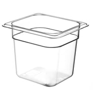 "1/6 Size, 6"" Depth, True Food Storage Pan"