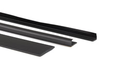 "Wiper Gasket Kit, GDM-69 Models, Top Hung, ""J"" Style, Black"