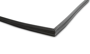"Gasket, TA1 Models, Top Door, Narrow, Black, 27 3/8"" x 30 7/8"""