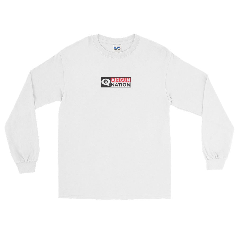 Long Sleeve T-Shirt AGN logo (front only)