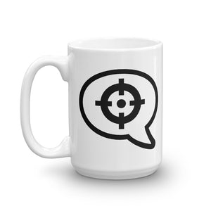 Mug AGN bubble logo