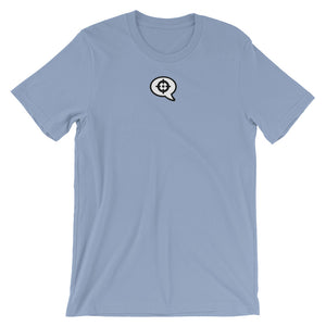 Short Sleeve T-Shirt AGN logo (front & back)