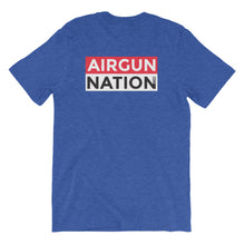 Short Sleeve T-Shirt AGN logo (back only)