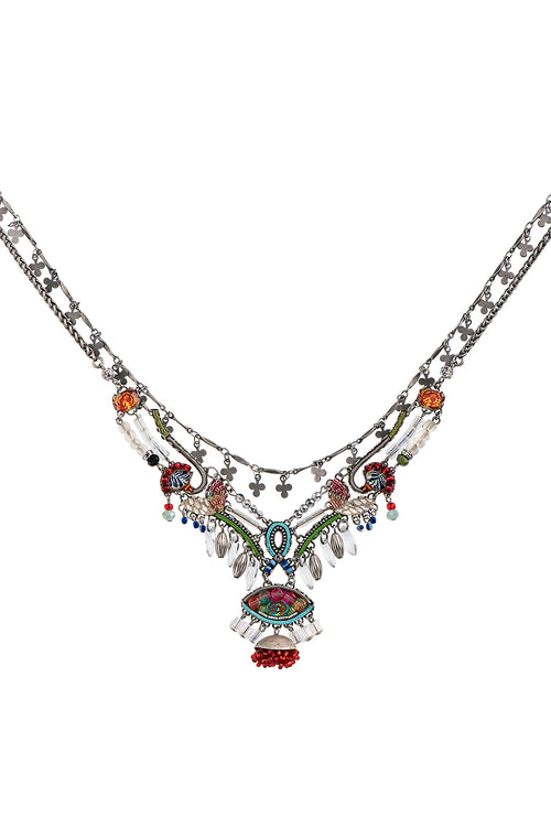 "Ayala Bar Necklace ""Odyssey Meadow"""