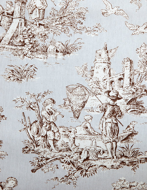 Fabric: Normandie Toile