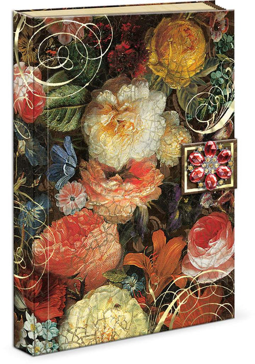"Journal ""Baroque Flowers"""