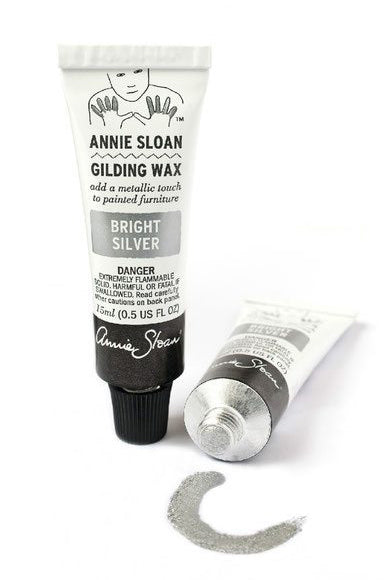 Gilding Wax - Bright Silver