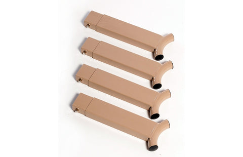 Stack Adapter Set Tan