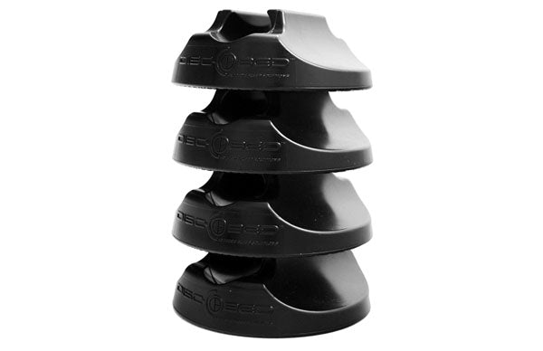 Rubber Foot Pad Set Of 4 Disc O Bed Retail Inc