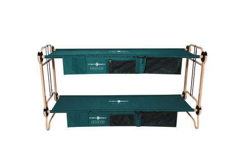 Disc O Bed Large With Organizers Disc O Bed Retail Inc