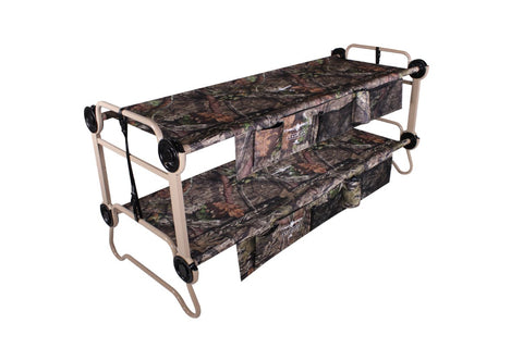 Cam-O-Bunk L with Mossy Oak® including Organizers