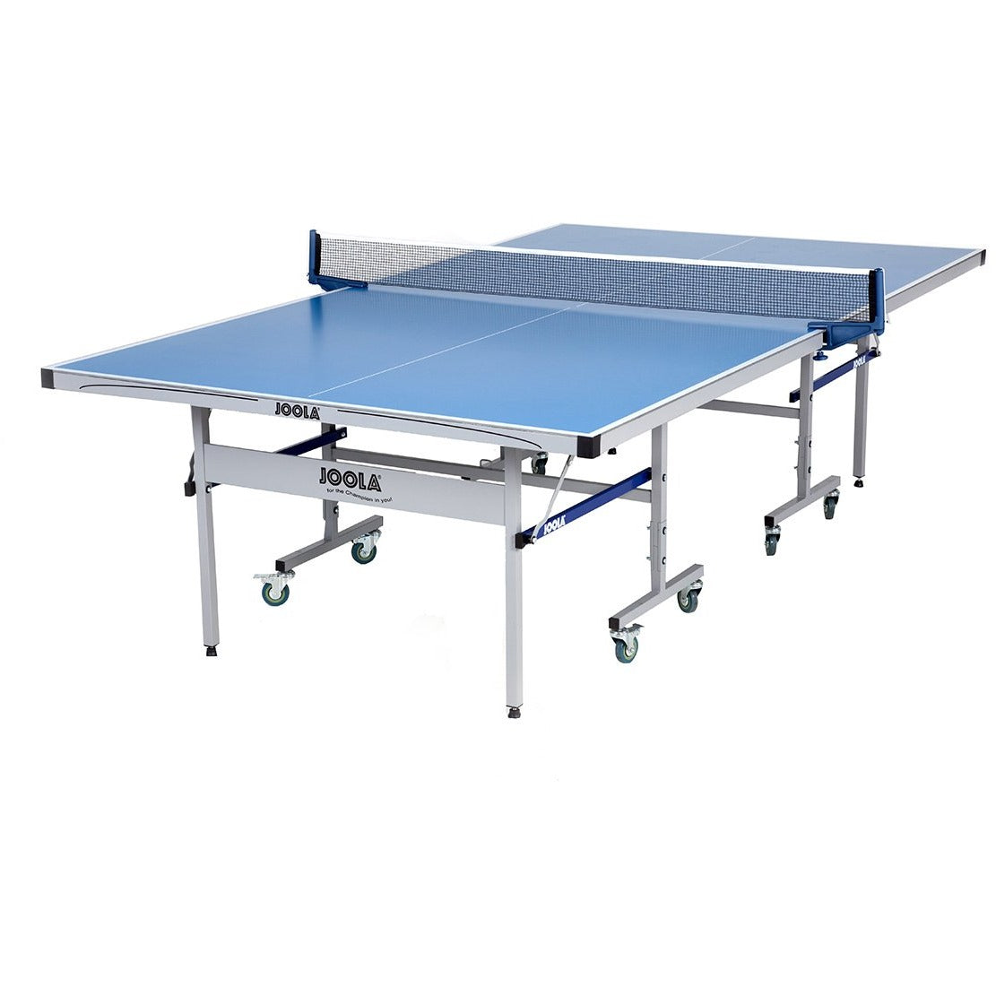 ... JOOLA Rapid Play Indoor/Outdoor Ping Pong Table with Weatherproof Net Set - pingponggalore ...  sc 1 st  pingponggalore : ping pong table set - pezcame.com