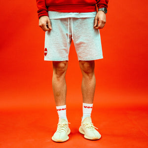 Patch Sweat Shorts