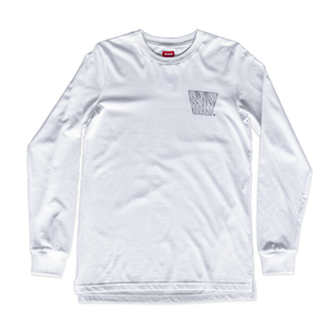 WOGO on the Logo Long Sleeve Tee