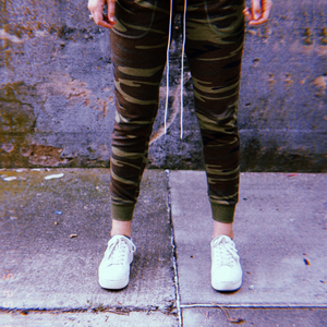 Camo Jogger for Her