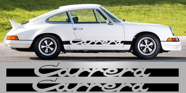 Porsche 911 2.7 RS Side Script Decals