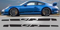 Porsche 991 GT3 Side decals