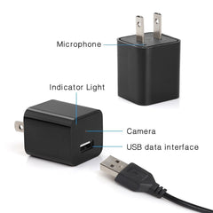 Wall USB Charger Spycam