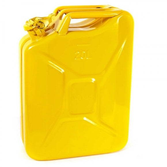 Explo-Safe Yellow Jerrycan