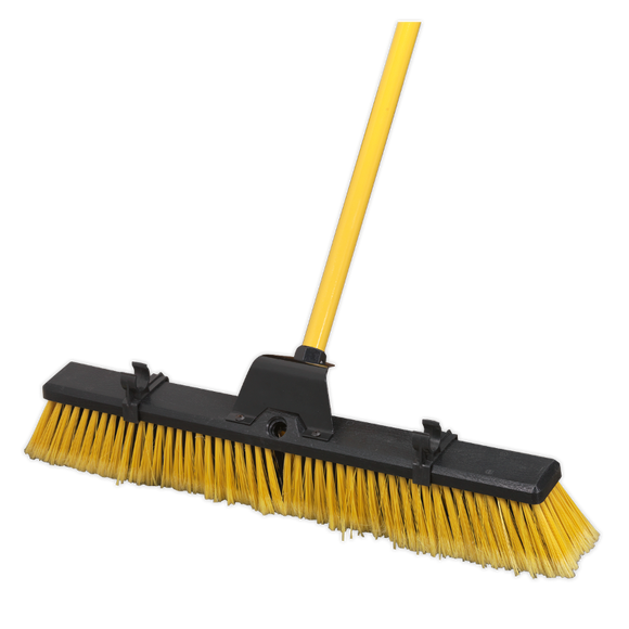 Sealey Bulldozer Yard Broom 24