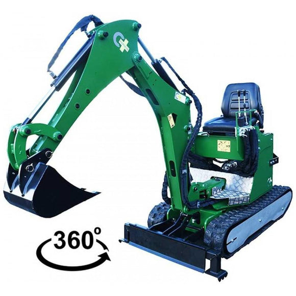 Chargeur Plus Micro Digger / Excavator
