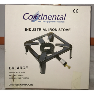 Continental Industrial Camp Stove