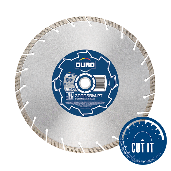 Duro Building Materials Diamond Blade 230DSBM