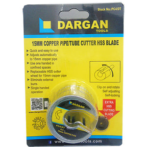 Dargan 15mm Copper Pipe Slicer Box