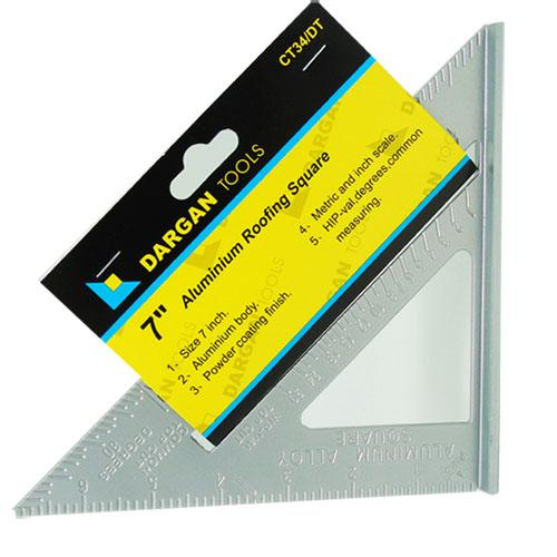 Dargan 7″ Roofing Square