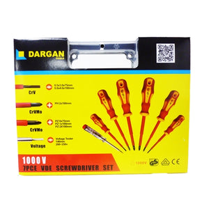 Dargan 7pce Electricians VDE Set