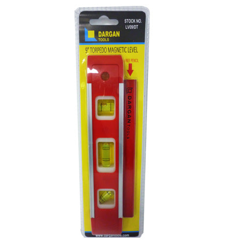 Dargan 9″Magnetic Level & Pencil
