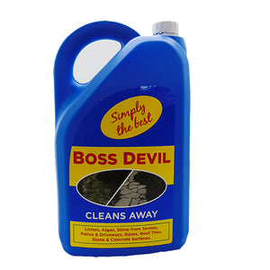 5 Litre Heavy Duty Boss Devil