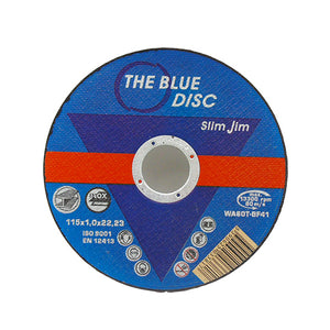 Dargan 4.5″ Slim Jim Steel Cutting Disc (Box of 10)
