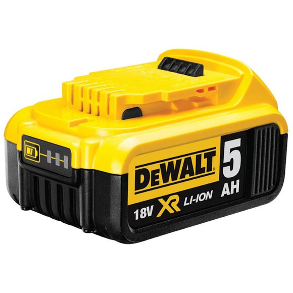 DeWalt DCB184 18v XR Li-Ion Battery 5.0ah