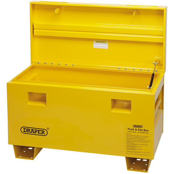 Draper Contractors Secure Storage Box (36 inches)