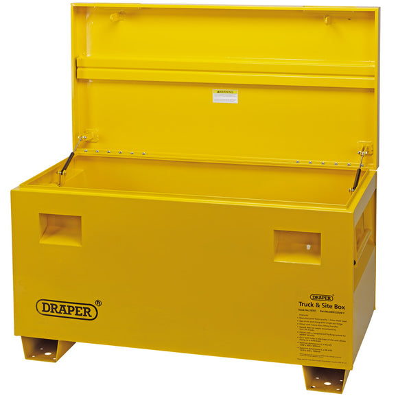 Draper Contractors Secure Storage Box (48 inches)