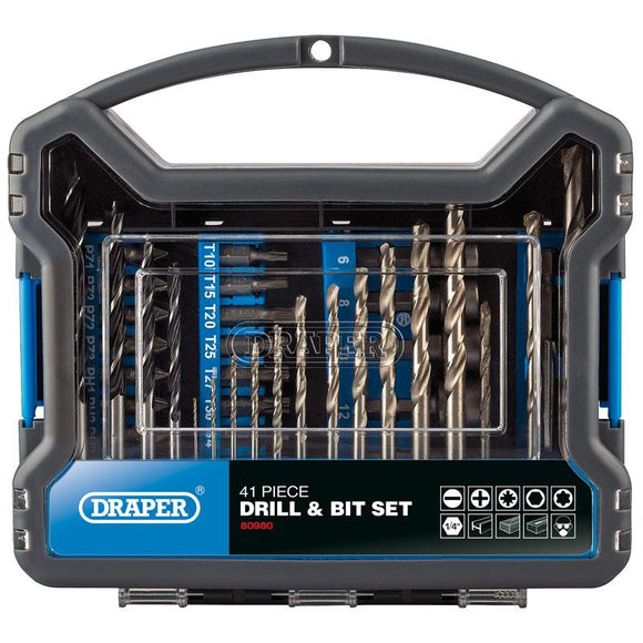 Draper Metric Drill Set (13 Piece)