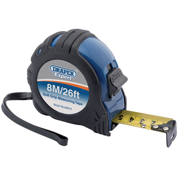 Draper Expert 8M/26ft Professional Measuring Tape