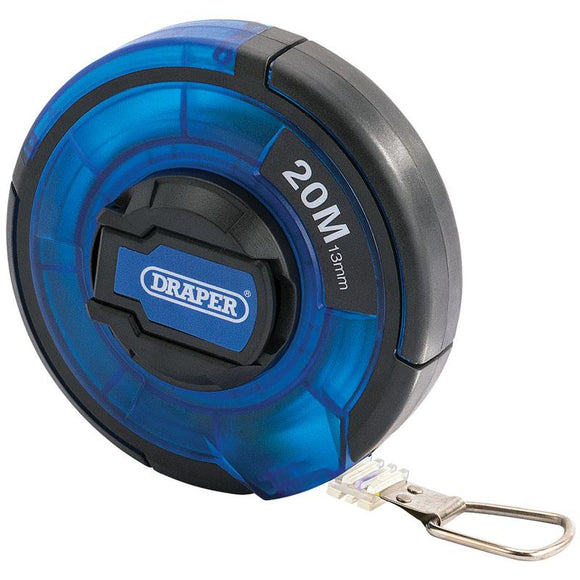Draper Steel Measuring Tape (20M/66ft)