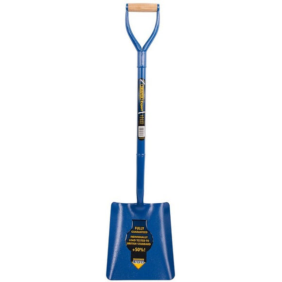 Draper Contractors Square Mouth Shovel