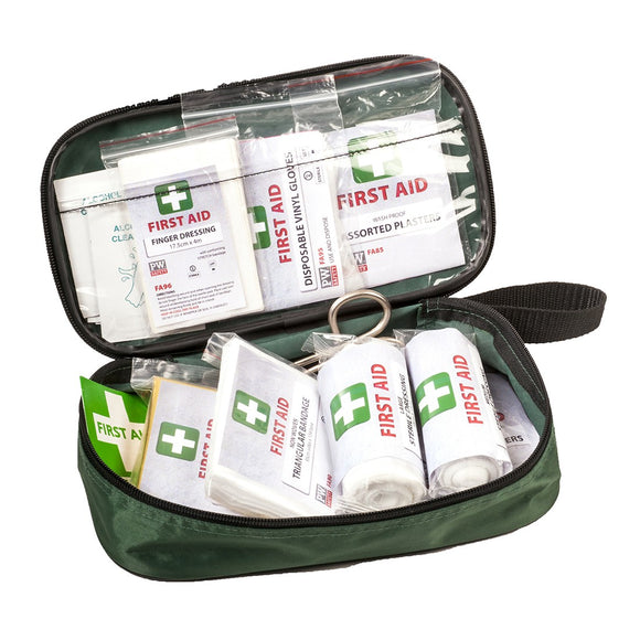 Portwest Vehicle First Aid Kit FA22
